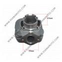 Цилиндър к-т с гарнитури Honda Lead 100 AC ф 51.00 мм болт 13 мм 2T ОЕМ качество к. 7362