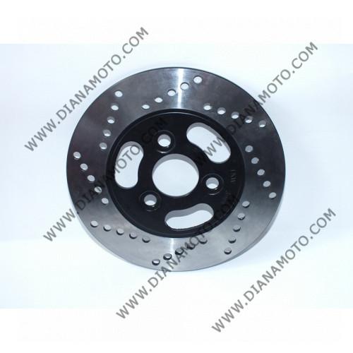 Спирачен диск преден Suzuki AD 50 110 New ф 178x38x4.0 мм 3 болта к. 3943