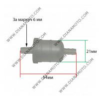 Бензинов филтър 1/4 ф 6 мм равен на код RMS 100607070 к. 1585