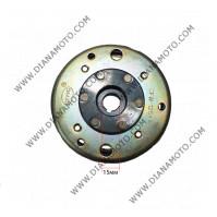Магнет GY6 125-150 Baotian Leike Dafier PGO Sachs ф 90 мм за статор с 8 бобини к. 3-42