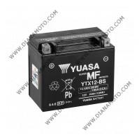 Акумулатор YTX12-BS Yuasa к. 4860