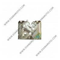 Ключалка за седалка Longjia LJ50QT-K 2T к. 3-528