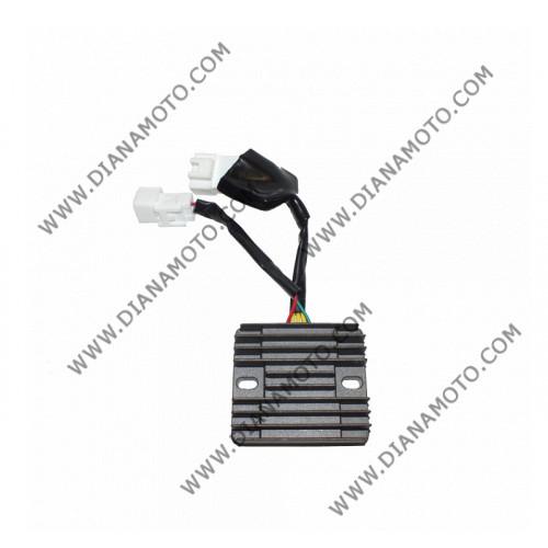 Реле зареждане Honda CBR 1000 RR CBR 600 RR Transalp 700 5 кабела к. 8309