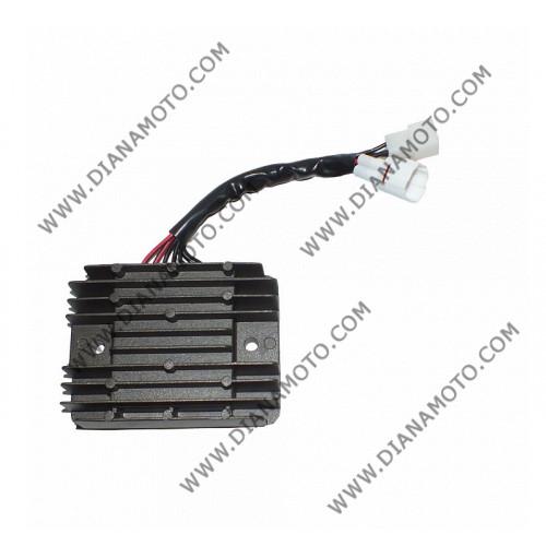Реле зареждане Suzuki GSXR 600 GSXR 1000 GSX 1250 F GSXR 1340 7 кабела к. 8960