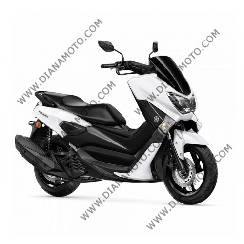 Yamaha Nmax 155 ABS Milky White