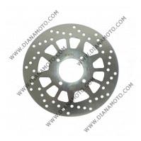 Спирачен диск преден Yamaha Crypton 105 - 115 - 135 220x76x58 мм 4 болта к. 9750