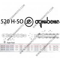 Верига Ognibene 520 H-SO G&G - 116L к. 41-49
