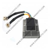 Реле зареждане Kymco Downtown 125-300 Xcinting 500 12V 25A D.C. 5 кабела равно на код RMS 246030142 к. 8717