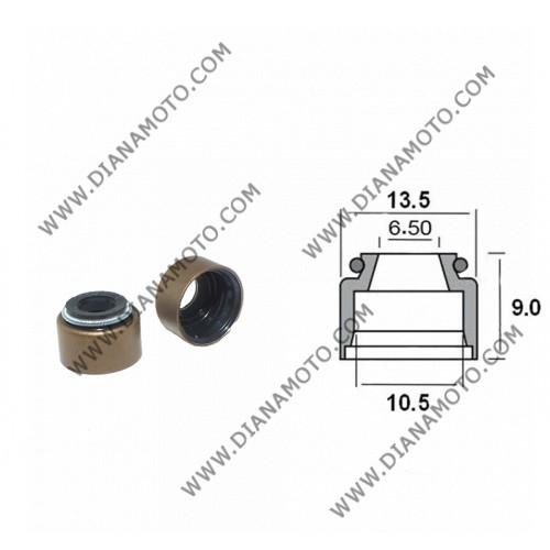 Гумички за клапан Yamaha XT 600 XJ 700 Virago 400-535 6.5x10.5-13.5x9 к. 8794