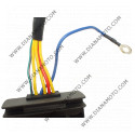 Реле зареждане APRILIA Scarabeo 125-150-200 Leonardo 125-150 Rotax 6 кабела к. 8000
