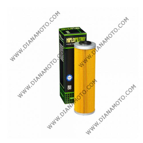 Маслен филтър HF650 =  HF658 k. 11-436