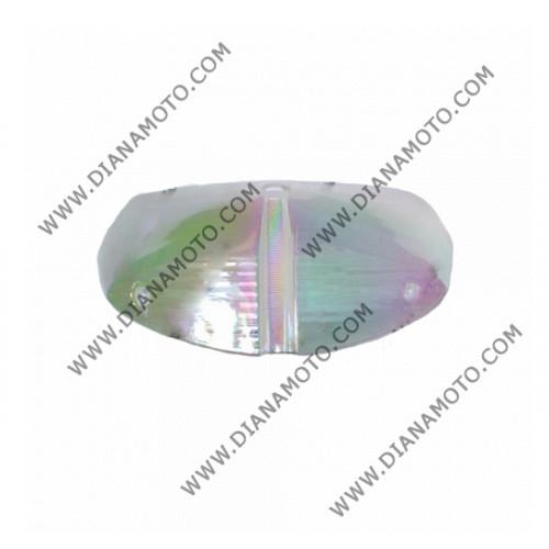 Стъкло за стоп Peugeot Speedfight 2 50 - 100 бял к. 5186
