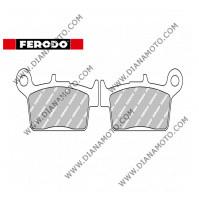 Накладки Ferodo FDB539EF VD 144 EBC FA131 SBS 604 Органични k. 10941