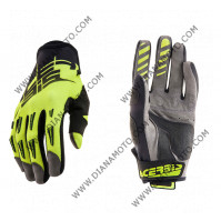 Ръкавици Acerbis MX2 жълто-черни M k. 8086