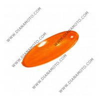 Стъкло за мигач Malaguti F15 50 преден ляв оранжев k. 5406