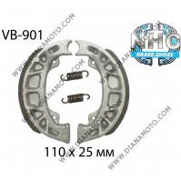 Накладки VB 901 ф 110х25мм NHC MBS6617 EBC 899 k. 14-70