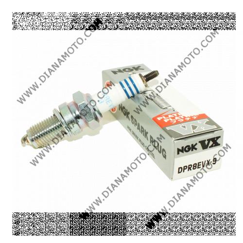 Свещ NGK DPR8EVX-9 2872 к. 5862