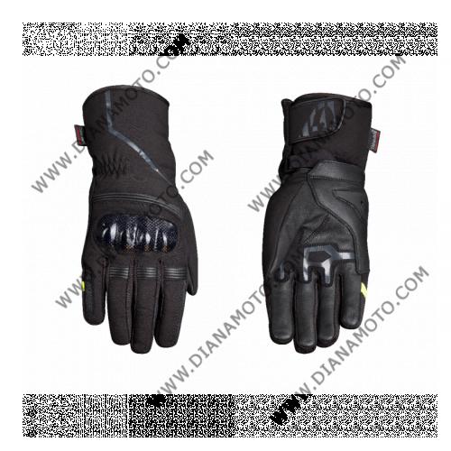 Ръкавици Explorer Fovos Черни 2XL к. 4187