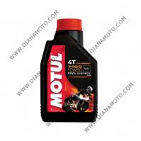 Масло Motul 7100 10W50 4T пълна синтетика 1 литър к. 12100