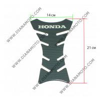 Протектор за резервоар с емблемата Honda к. 11725