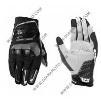 Ръкавици SPIDI WAKE EVO 01 бяло-сиво-черно размер M к. 2893