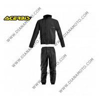 Дъждобран Acerbis черен 16428.090 размер 3XL к. 11677