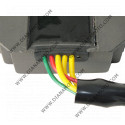 Реле зареждане HONDA CB250 Nighthawk KAWASAKI ZZR600 7 кабела к. 6136