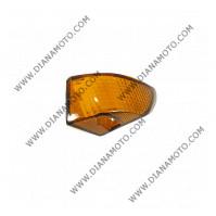 Стъкло за мигач Honda DIO 27 DIO 28 50 заден десен оранжев к. 1132