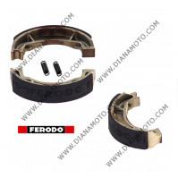 Накладки Ferodo FSB733A ф 130х28мм EBC 506 FERODO VB 223 NHC MBS2204 к. 2210