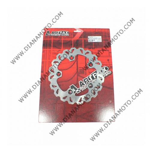 Спирачен диск заден Suzuki Burgman 250-400 99-02 ф 210x109x5мм 5 болта DF342 к.8785