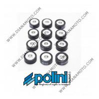 Ролки вариатор Polini 242.315 25x11 9.6 грама 12 броя к. 11943