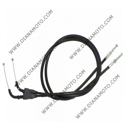 Жило газ Yamaha XT600 3TB-26302-00 = 3YF-26302-0100 к. 4614