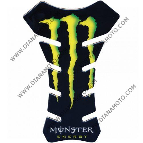 Протектор за резервоар Monster к. 3242