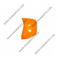 Стъкло за мигач Yamaha BWS 100 4VP-H3342-00 заден десен оранжев к. 1845