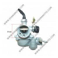 Карбуратор ATV 50-80-110-125 Honda CUB 110 125 с бензинов кран и филтър к. 3-72