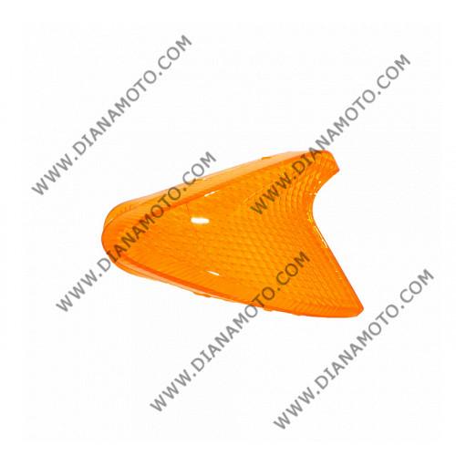 Стъкло за мигач Yamaha T-Max 500 заден ляв оранжев к. 5492