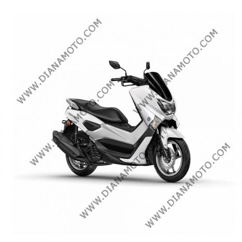 Мотоциклет Yamaha Nmax 155 ABS 2018 бял