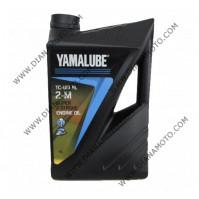 Масло Yamalube Морско 2M TCW3-RL Минерално 4 литра к. 27-148