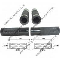 Дръжки XIN 282 Secure 120 мм черни к. 9159