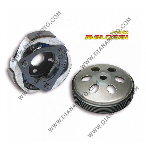 Съединител центробежен к-т с камбана Malossi 5216070 Maxi Delta System ф 125 мм к. 4-482