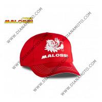 Шапка Malossi RED CAP 413431.R0 к. 4-599
