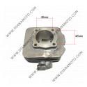 Цилиндър к-т с гарнитури Honda Lead 90 GW3 ф 48.00 мм болт 12 мм AC ОЕМ качество к. 1456