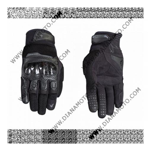 Ръкавици Air Tech Черни Nordcode 2XL к. 2966