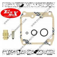 Ремонтен к-т карбуратор заден SUZUKI GSF, GSX, GSX-R, VS, VX, VZ; YAMAHA TDM 600-1400 TOURMAX CAB-S33