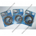 Съединител  NHC  136x101x3-8бр 12 зъба CD1293 R Friction Paper к. 14-182