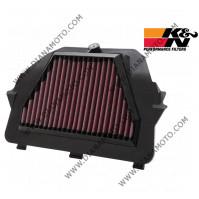 Въздушен филтър K&N YA 6008 к. 5-61