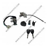 Ключалки к-т Chituma DFE50QT-9 GY6 50 к. 3-351