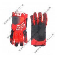 Ръкавици FOX червени L к. 16-81