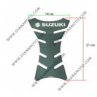 Протектор за резервоар с емблемата Suzuki к.11724