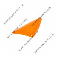 Стъкло за мигач Peugeot Speedfight 50 1/2 преден ляв оранжев к. 5450